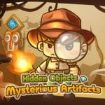 Jeu Hidden Object Mysterious Artifact
