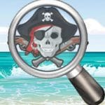 Jeu Hidden Objects Pirate Treasure