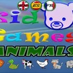 Jeu Kid Games Learn with Funny Animals
