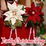 Lovely Christmas Toys Puzzle 2