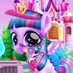 Jeu Magical Pony Caring