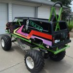 Monster Truck Puzzle