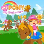 Jeu My Pony My Little Race