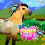 Jeu Pony Dress Up