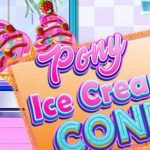Jeu Pony Ice Cream Cone