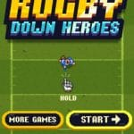 Jeu Rugby Down Heroes