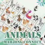 Jeu Animals Mahjong Connects