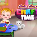 Jeu Baby Hazel Crafts Time