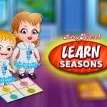 Jeu Baby Hazel Learn Season