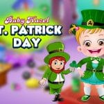 Jeu Baby Hazel St.Patricks Day