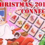 Jeu Christmas 2019 Mahjong Connect