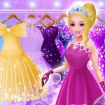 Jeu Cinderella Dress Up Game