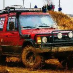 Dirty Off-Road Vehicles Jigsaw