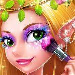 Jeu Fairy Dress Up for Girls Free
