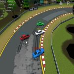 Jeu Fantastic Pixel Car  Racing GM Multiplayer