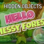 Jeu Hidden Objects Hello Messy Forest
