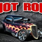 Jeu Hot Rod Jigsaw Puzzle