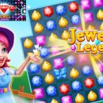 Jeu Jewels Legend – Match 3 Puzzle