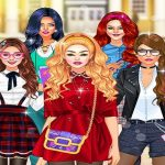 Lady Celebrity Dress up fashionistas