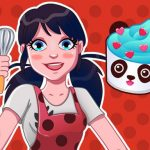 Jeu Ladybug Cooking Cupcake : Cooking games for girls