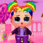 Jeu LOL Surprise Dolls Dress Up