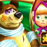 Jeu Masha and the Bear Jigsaw