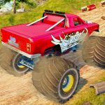 Jeu Monster Truck Highway Traffic