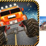 Jeu Monster Truck Racing Legends