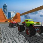 Jeu Monster Truck Ramp