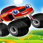 Jeu Monster Trucks Game