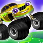Jeu Monster Trucks Game for Kids