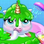 Jeu My Baby Unicorn Virtual Pony Pet
