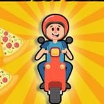 Jeu Pizza boy driving