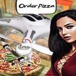 Jeu Pizza Drone Delivery