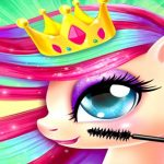 Jeu Princess Pony Unicorn Salon