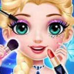 Queen Dress Up-Queen Makeover And Makeup