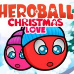 Jeu Red Ball Christmas love