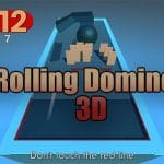 Rolling Domino 3D