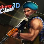 Jeu Subway Clash 3D