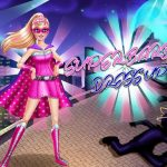 Super Barbie Dress Up