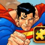 Jeu Superman Hero Jigsaw Challenge