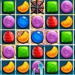 Jeu Sweet Candy Match 3 HTML5